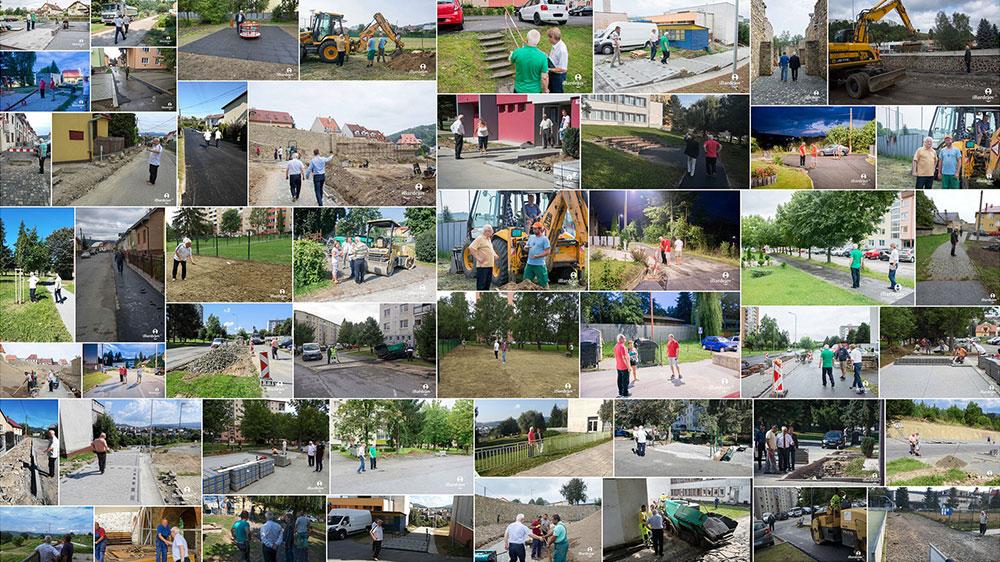 Primátor nie je stavebník, no každú stavbu v meste rád navštívi! Nie je to však vždy záruka kvality