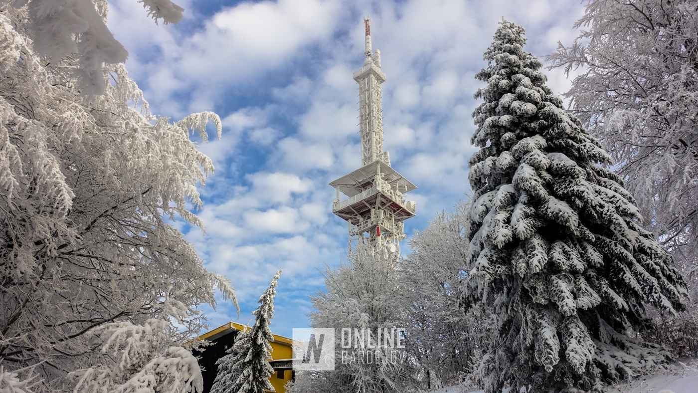 OBRAZOM: Očarujúci zimný výstup na Stebnícku Maguru