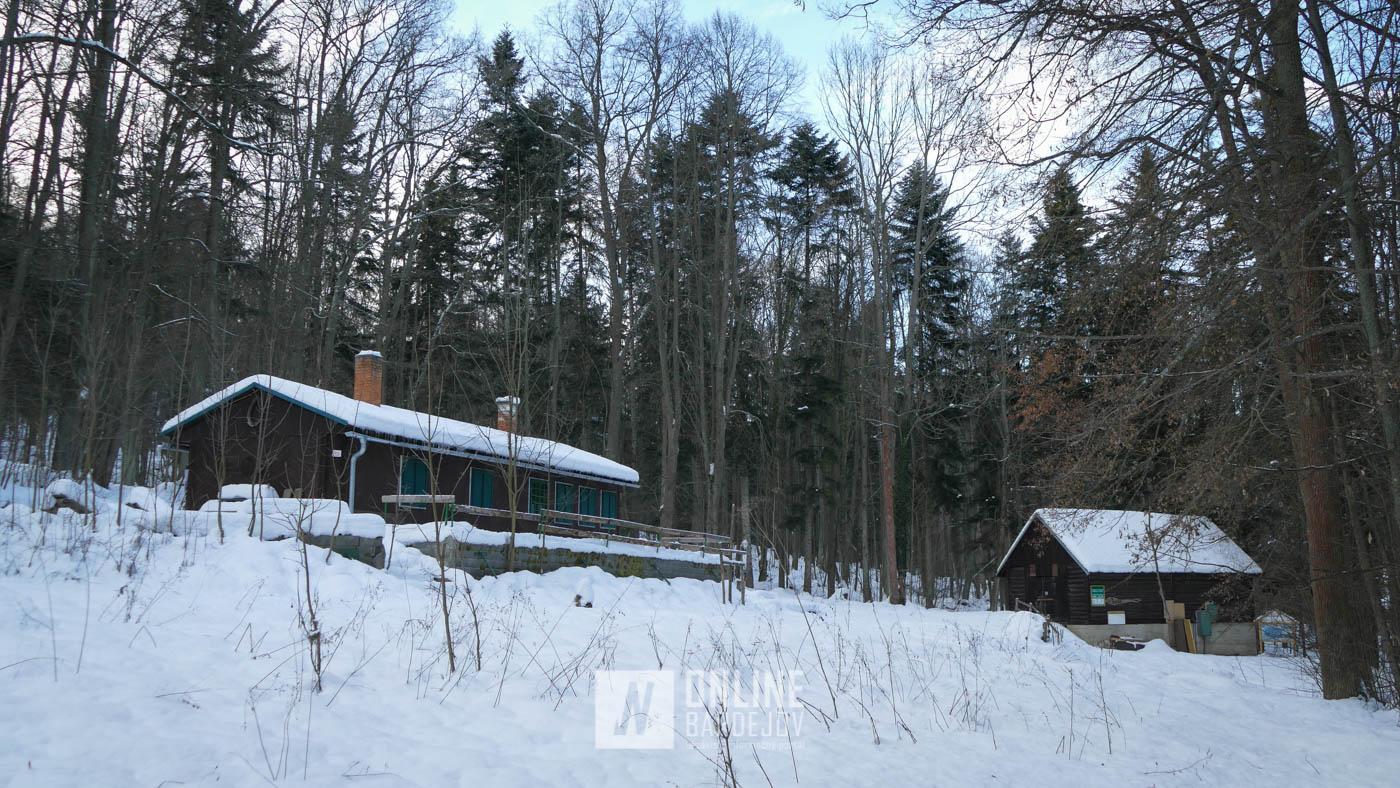 OBRAZOM: Zabudnuté lyžiarske stredisko v Bardejovských Kúpeľoch