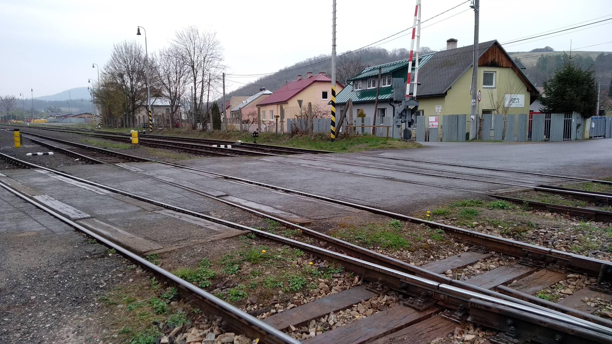 Bardejovské železničné priecestia prejdú rekonštrukciami