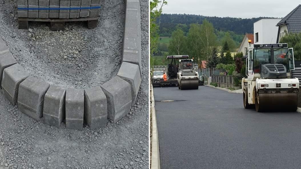 Pri Topli opäť cítiť zápach čerstvého asfaltu. Pozrite sa ako prebiehajú práce!