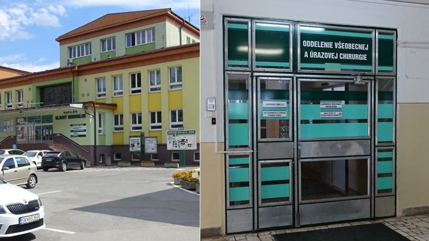 Zmeny v poskytovaní zdravotnej starostlivosti na Oddelení všeobecnej aúrazovej chirurgie bardejovskej nemocnice
