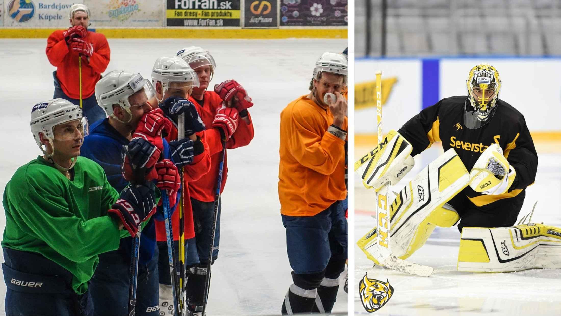Hokejisti HK Bardejov vykorčuľujú do playoff s brankárskou posilou z KHL!