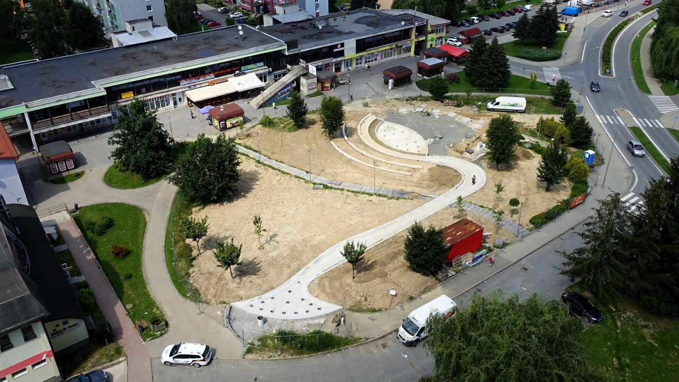 OBRAZOM: Čoskoro zrekonštruovaný Park Európy má šancu u širokej verejnosti