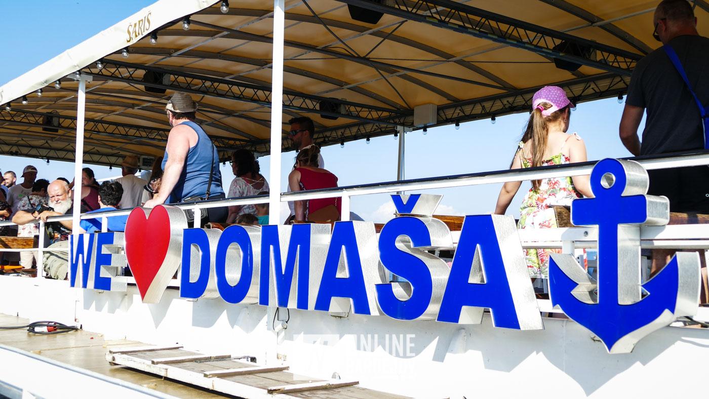TIP NA VÝLET: Pozrite si, čo uvidíte z lode Bohemia na Domaši