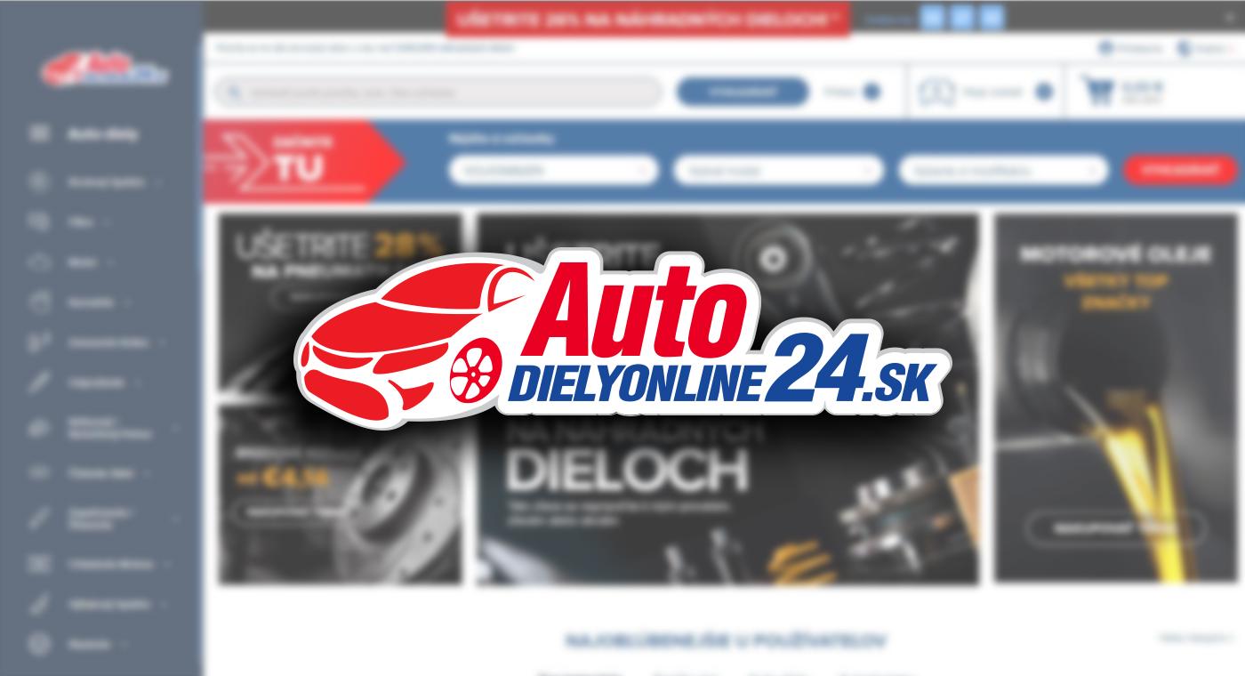 Neuveriteľne nízke ceny a perfektné služby na stránke autodielyonline24.sk