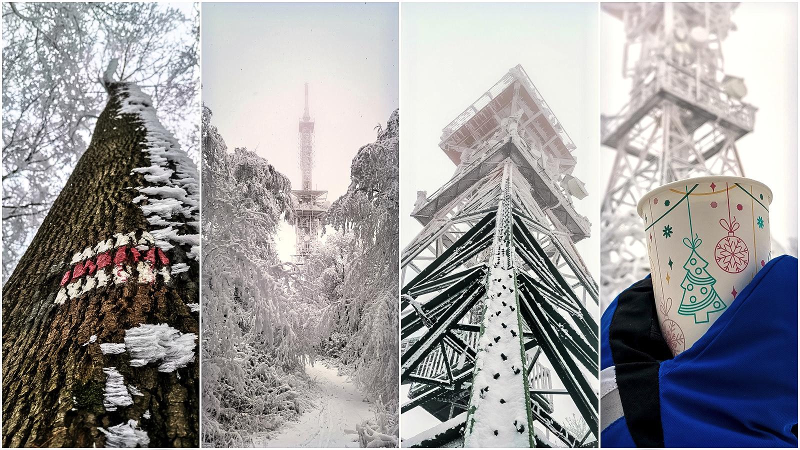 OBRAZOM: Snehové kráľovstvo Stebníckej Magury na začiatku tohtoročnej zimy