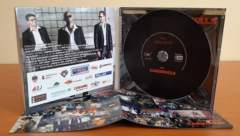 Bardejovská skupina The Cardinals stihla v závere roka vydať nové CD! Na novom albume nájdete 17 skladieb.