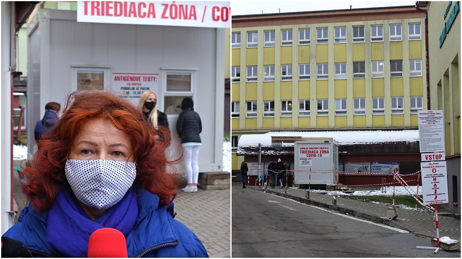 Na ošetrenie sa do bardejovskej nemocnice dostanete po negatívnom otestovaní! Vedenie zverejnilo výnimky.