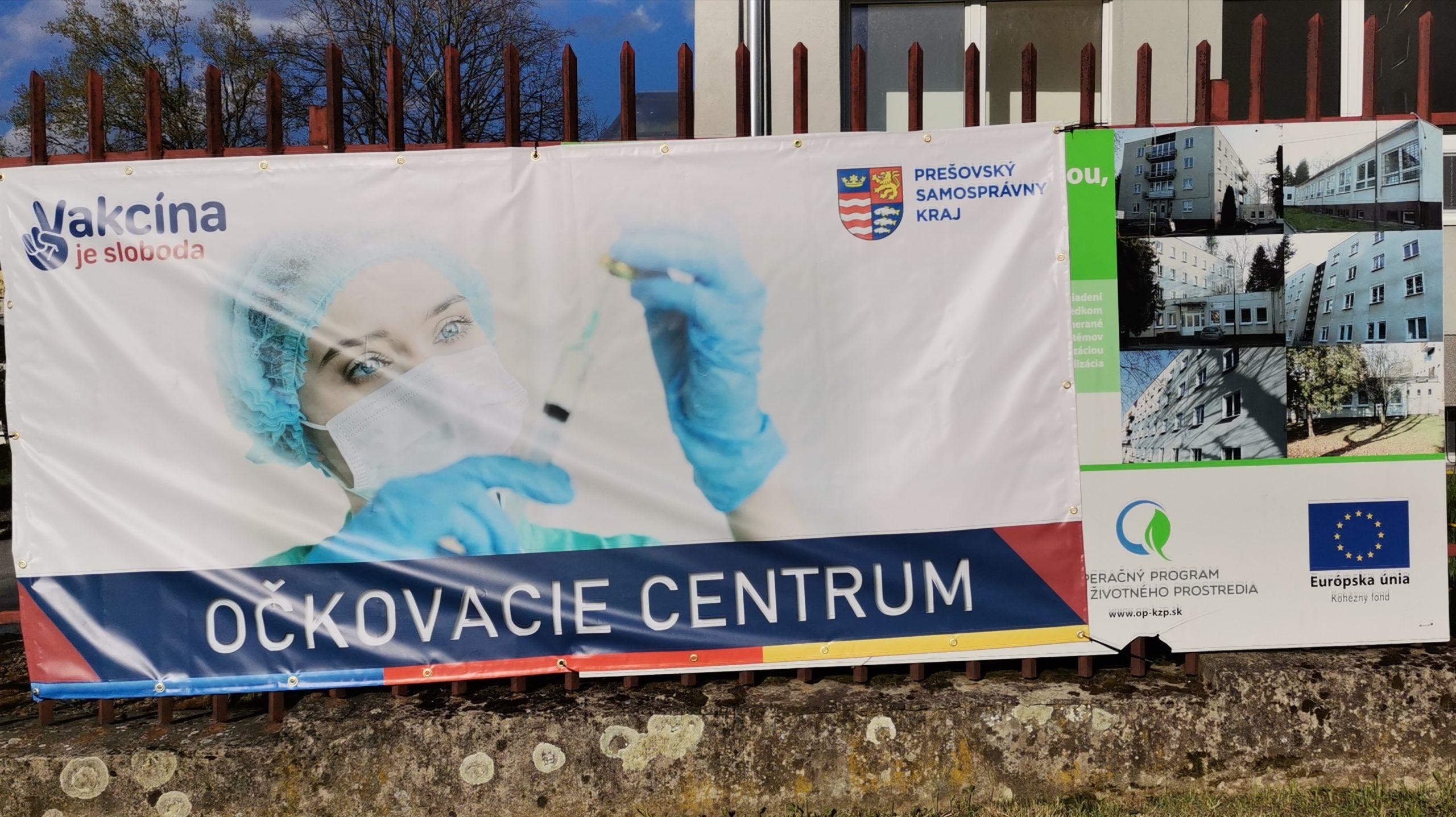 Nové veľkokapacitné očkovacie centrum v Bardejove je od soboty konečne realitou! Kraj spúšťa mobilné očkovanie po obciach.