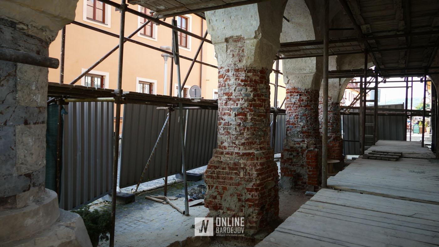 OBRAZOM: Rekonštrukcia Gründelovho domu