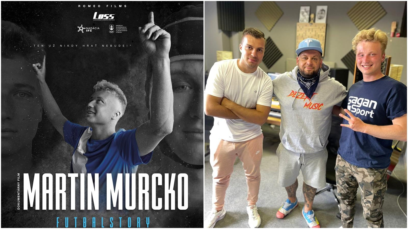 Na filmové plátna mieri novinka! Premiéra dokumentárneho filmu – MARTIN MURCKO – FUTBALSTORY