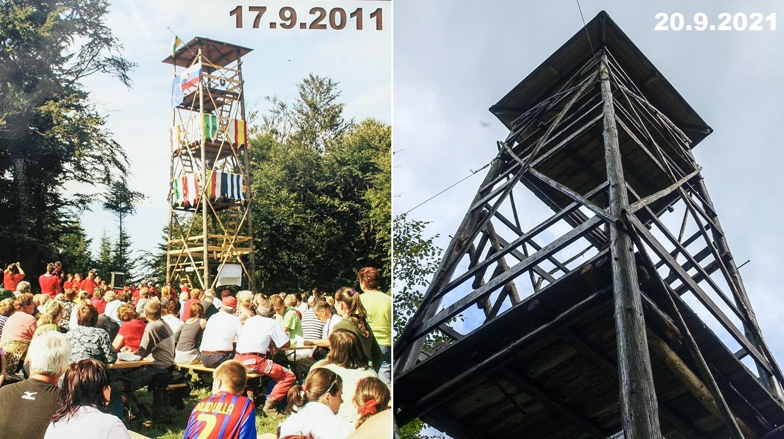 Najvyššia vyhliadka v Bardejovskom okrese pôjde najbližšiu sobotu k zemi. Nájdu sa financie, chuť a čas na výstavbu novej?!