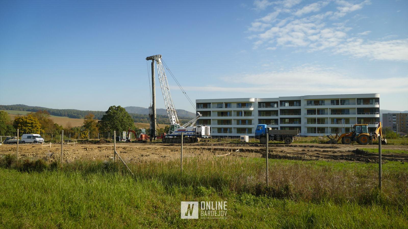 Na Vinbargu štartuje výstavba ďalšieho bytového domu.